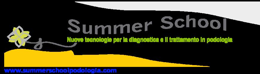 SUMMER SCHOOL DI PODOLOGIA